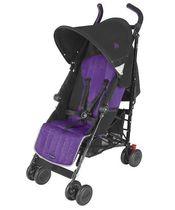 Maclaren☆Quest Buggy ベビーカー Black/Majesty 国内発送