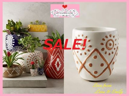 Stores sold out Las 1 & Anthropologie Leta Garden Pot