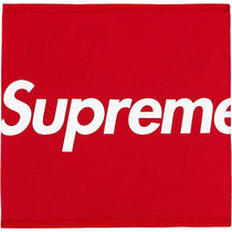 "【送料込】Supreme Fleece Neck Gaiter ネックウォーマー ""Red"""