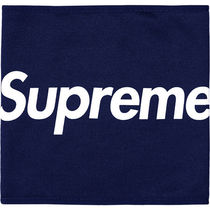 "【送料込】Supreme Fleece Neck Gaiter ネックウォーマー ""Navy"""