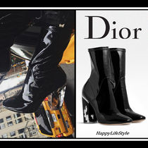 PiaMia着用♪☆インク雲 Ankle Boots☆Christian Dior
