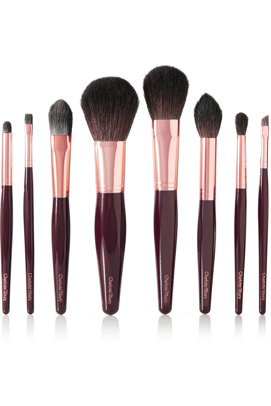CHARLOTTE TILBURY The Complete Brush Set ブラシ8本セット