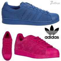大人気!adidas Originals★Superstar スーパースターBlue/Pink