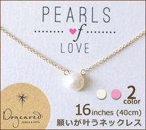 【Dogeared】pearls of love シリーズ パールネックレス
