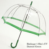 【国内発送】 FULTON She's UV Birdcage  L783 District Green