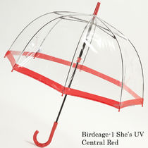 【国内発送】 FULTON She's UV Birdcage  L783 Central Red