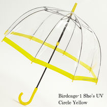 【国内発送】 FULTON She's UV Birdcage  L783 Circle Yellow
