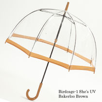 【国内発送】 FULTON She's UV Birdcage  L783 Bakerloo Brown