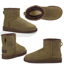新作セール!☆UGG CLASSIC MINI LEATHER
