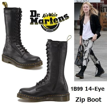 popular Dr. Martens 1B99 14 eye lace up chipper boots