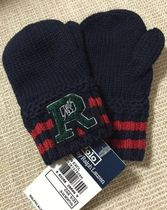 国内即発♪  WOOL MITTENS boys 9~24M
