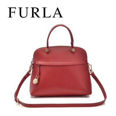16春夏新作 ☆FURLA☆ PIPER Top Handle 2wayバッグ M♪