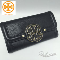 ☆即発送☆【Tory Burch】AMANDA ENVELOPE 長財布/BLACK