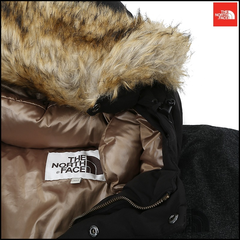 THE NORTH FACE(ザノースフェイス) LAWTON SAFARI DOWN JACKET