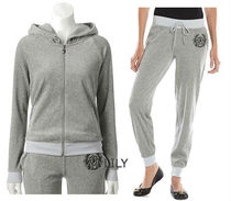 JUICY COUTURE(ジューシークチュール) パーカー・フーディ 即納〓S〓完売〓JUICY COUTUREセットアップ