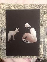 貴重【パリで購入】MAISON KITSUNE♡NoteBook