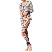 BedHead Pajamas ストレッチヘンリーパジャマ Showtime L
