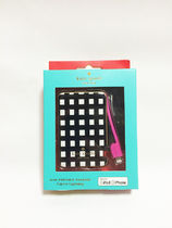 kate spade new york / iphone mobile charger micro check