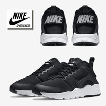 NIKE☆WMNS AIR HUARACHE RUN ULTRA☆ハラチ☆23~26cm★黒