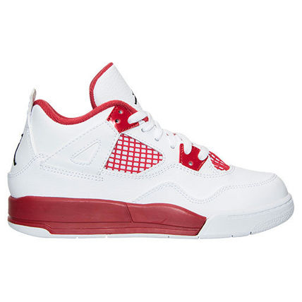 FW15 AIR JORDAN RETRO 4 PS ALTERNATE 89 17-22cm 送料無料
