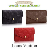 Louis Vuitton(ルイヴィトン)★CURIEUSEコンパクトウォレット
