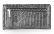 【2015年NEW】☆大人気☆Clean Zip Front Wallet in GREY