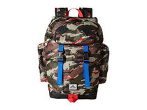 SALE○STEVE MADDEN○Nylon Cargo Backpack w/ Contrast Web