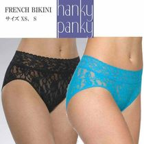 Hanky Panky(ハンキーパンキー) ショーツ 即発Hanky Panky Berry Signature Lace French Brief(XS,S)