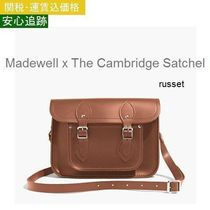 Madewell X Cambridge Satchel 11inch サッチェル MLBN0041MB