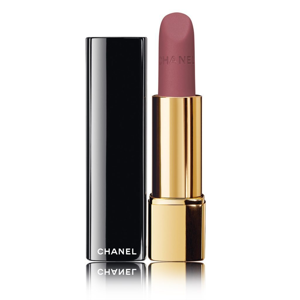 限定色 CHANEL ROUGE ALLURE VELVET #53 LA MYSTERIEUSE
