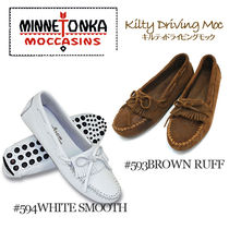 ■即納■MINNETONKA KILTY DRIVING MOC #593/594 モカシン
