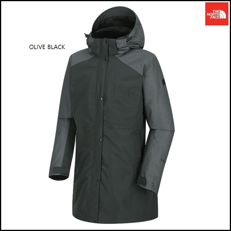 THE NORTH FACE (ザノースフェイス) FUSEFORM TRICLIMATE COAT