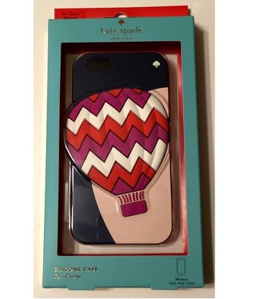 【kate spade】 日本未入荷 iPhone6/6s  3D気球 Silicone Cace