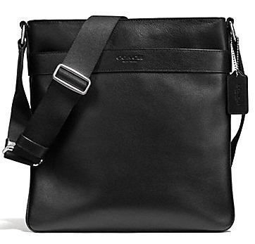 Coach ショルダーバッグ 軽快!!! COACH BOWERY CROSSBODY IN SMOOTH LEATHER F71842