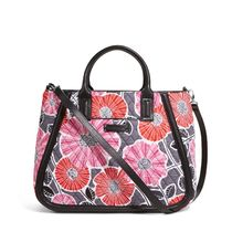 在庫有即発★Trapeze Tote in Cheery Blossoms 新着