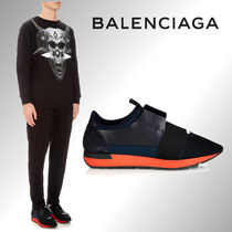 2016SS【BALENCIAGA】Multi-panel low-top trainersスニーカー