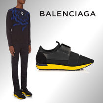 2016SS【BALENCIAGA】Multi-panel low-top trainers スニーカー