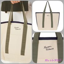 ★2016SS★MAISON KITSUNE【メゾンキツネ】RICHELIEU TOTE BAG★