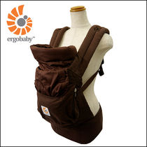 ERGOBABY Baby Carrier & Infant insert DARK CHOCOLATE