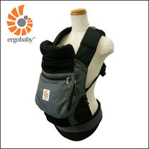 ERGOBABY Baby Carrier & Infant insert CHARCOAL PERF
