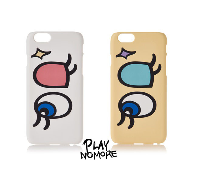 ☆PLAYNOMORE☆WINKYGIRL IPHONECASE☆6/6S☆