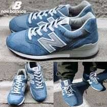 大人気!国内発★NEW BALANCE M996JFB★Made in USA ブルー☆