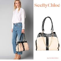 Sale!See by Chloe シーバイクロエ Town bag