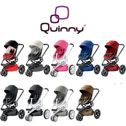Quinny ベビーカー 【国内発送,関税込み】Quinny Moodd 2016 * クイニームード