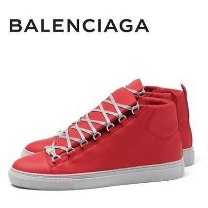 16 Holiday Collection ☆Balenciaga☆ High Sneakers♪