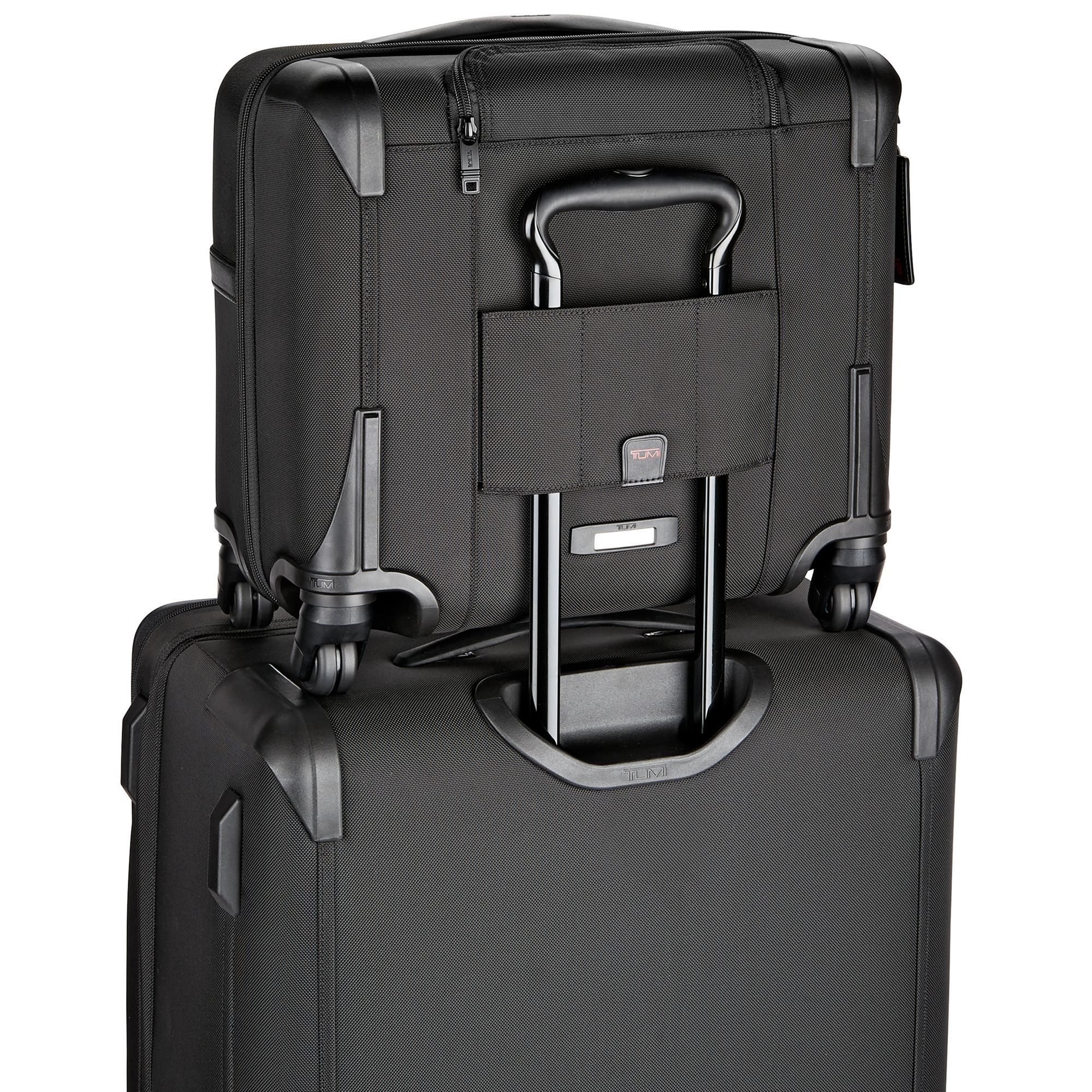 TUMI ALPHA 2 4 WHEELED COMPACT BRIEF  STYLE#: 26624D2