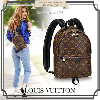 Louis Vuitton バックパック・リュック Louis Vuitton・ルイヴィトン☆バッグパックPM【