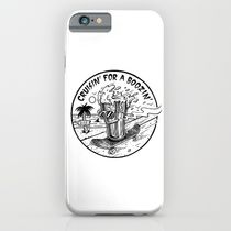 【海外限定】society6★Cruisin' for a Boozin' iPhoneケース