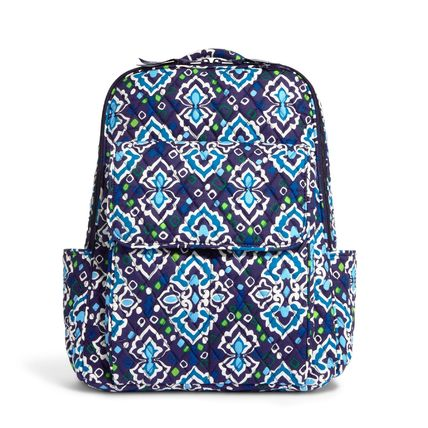 在庫有即発★Ultimate Backpack in Ink Blue