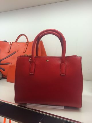 """Ahnya? s incredibly low prices""""3-WAY with bright red EBURY"""